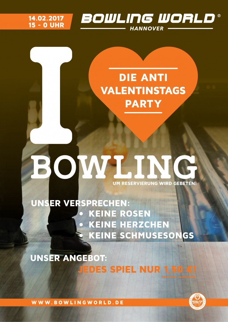 Valentinstag single party hannover